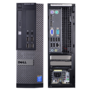 Dell OptiPlex 9020 SFF Ex Lease Desktop i5-4570 3.2GHz 8GB RAM 500GB HDD DVD-RW Windows 10 Pro