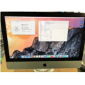 Apple Apple iMac 21.5 inch A1418 EMC2638 Later 2013 Model i5-4570R 2.7ghz 8GB Ram 1TB HDD good condition