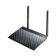 ASUS DSL-N12E C1 ADSL2/2+ Wireless-N 300Mbps Modem Router with 5dBi antenna