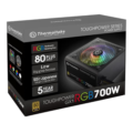 SP-TPD-GX1RGB-0700 Toughpower GX1 RGB 700W 80Plus Gold Power Supply 3 years RTB Warrany