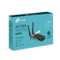 TP-Link Archer T4E Dual-Band AC1200 PCI-E Wi-Fi Adapter with Low-Profile Bracket
