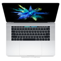 "Apple MacBook Pro 15"" 2017 Touch Bar Silver Intel 7th Gen i7-7820HQ 2.9ghz 16GB RAM 512GB Radeon Pro 560 4GB GDDR5 Video card Off-Leased A Grade As New"