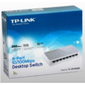 TP-Link TL-SF1008D 8-Port 10/100Mbps Desktop Fast Ethernet Switch