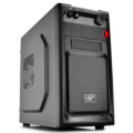 DeepCool Smarter MicroATX Tower case Black no PSU