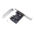 Generic PCI express 2 ports SATA 3.0 III 6Gbps Adapter with low profile Bracket