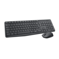 Logitech MK235 Wireless Desktop Keyboard and Mouse Combo Full-size. Durable. Simple.